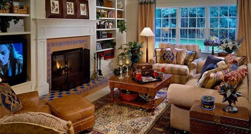 Country Living Room Ideas Bring Countryside Into
