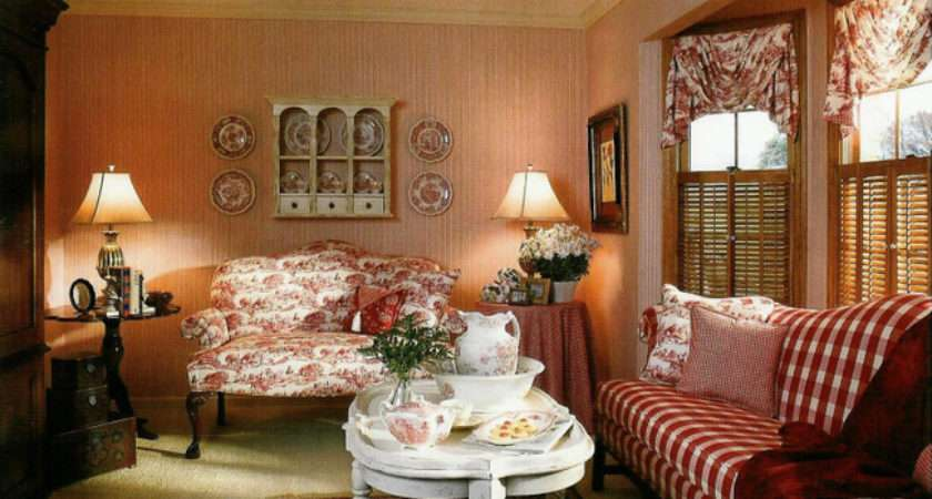 Country Plaid Living Room Furniture Best