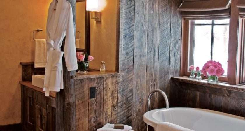 Country Western Bathroom Decor Hgtv Ideas