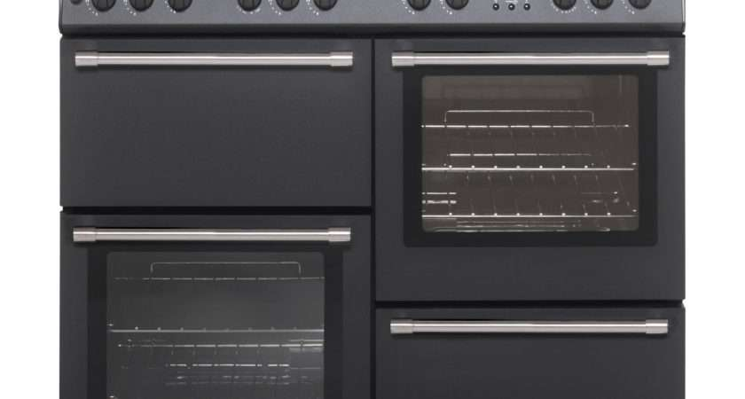 Countryclassic Freestanding Dual Fuel Range Cooker Anthracite