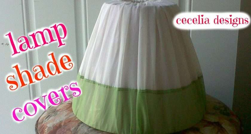 Cover Lampshade Fabric Lamp Shades Covers