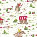 Cowboy Launched Cath Kidston Classic Print