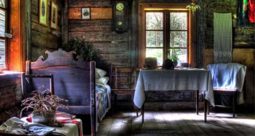 Cozy Interiors Style Holiday Old Cottage Design Magzmagz