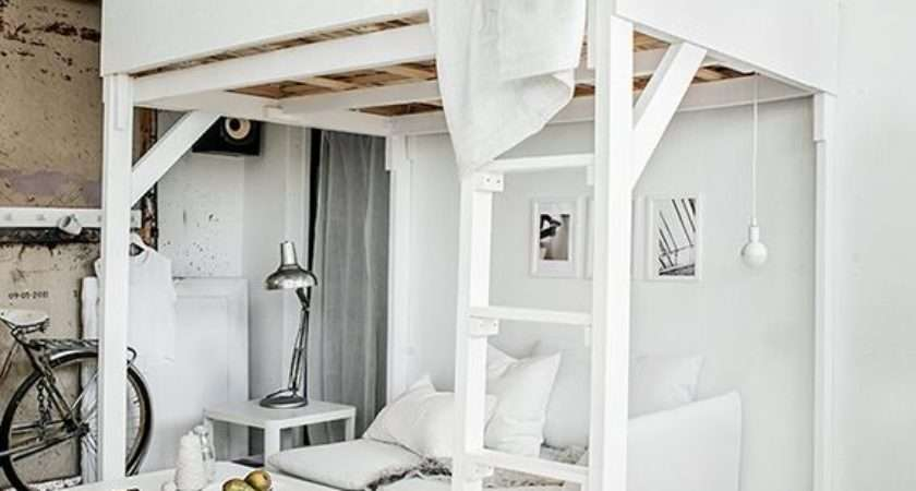 Cozy Loft Beds Interiors Pinterest Lofts