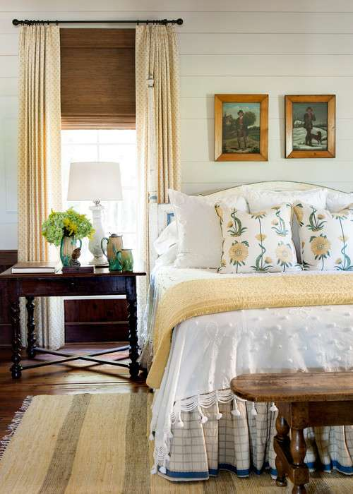 Cozy Master Bedroom Ideas Town Country Living