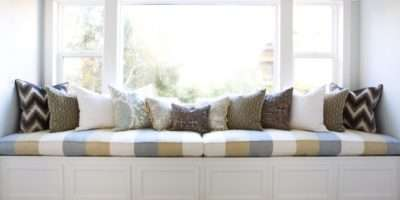 Cozy Sweet Built Window Seats Digsdigs