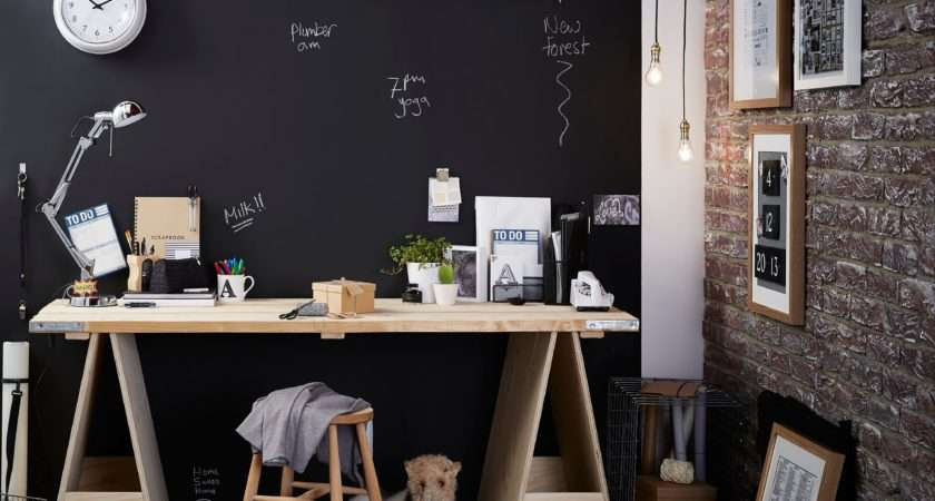 Craft Blackboard Furniture Paints Ideas