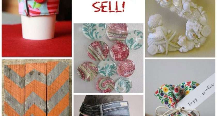 Craft Project Ideas Easy Make Sell Big Diy