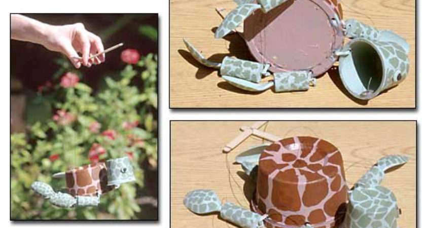 Craft Projects San Diego Zoo Make