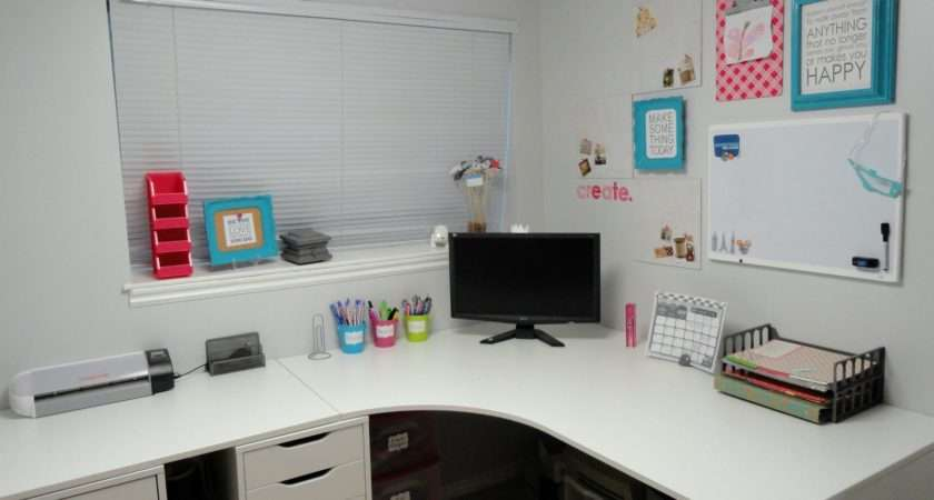 Craft Room Reveal Little Tipsy