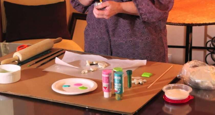 Crafts Kids Can Decorate Your Home Diy Arts