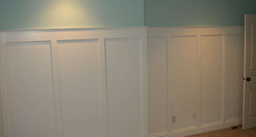 Craftsman Style Wainscoting Apex Carpentry