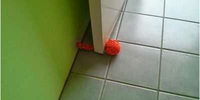 Crafty Nifty Solution Introduce Monkey Fist Door Stop