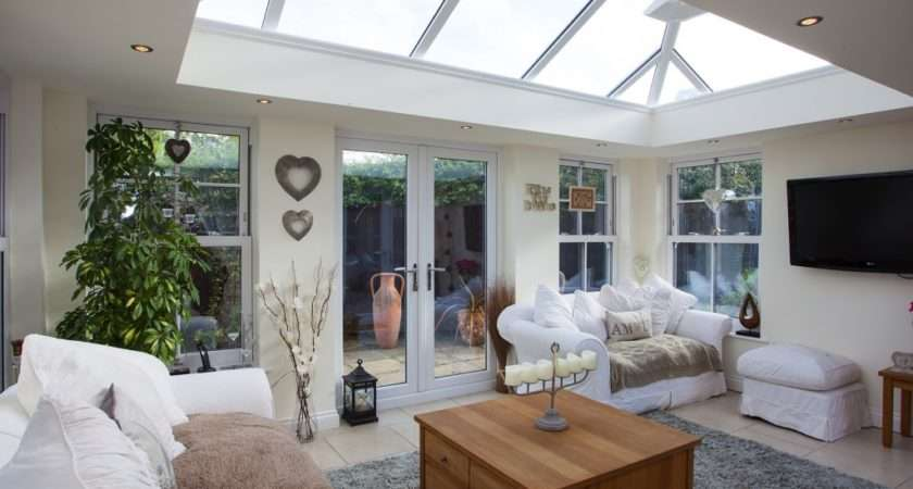 Cream Conservatory Ideas Terrys Fabrics Blog