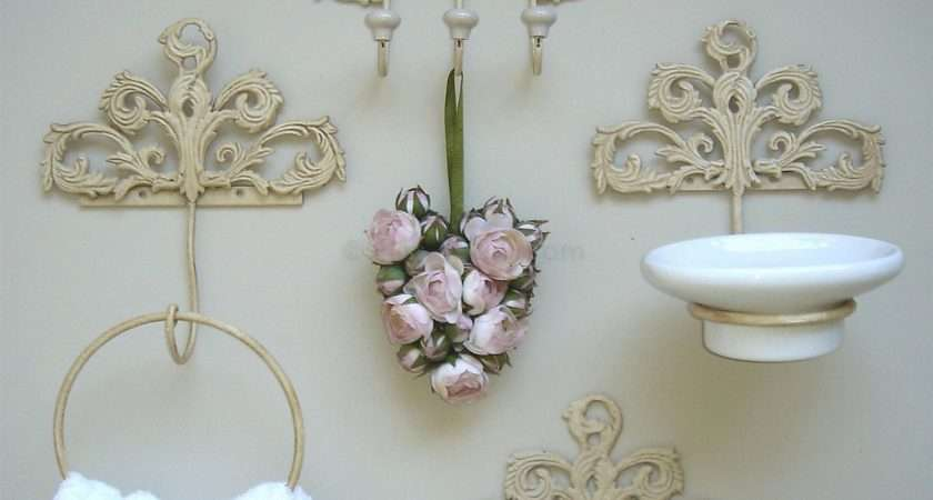 Cream French Style Bathroom Set Bliss Bloom Ltd