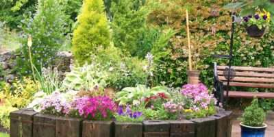 Create Beautiful Garden Your Home Flower