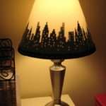 Create Custom Lamp Shade Your Cricut