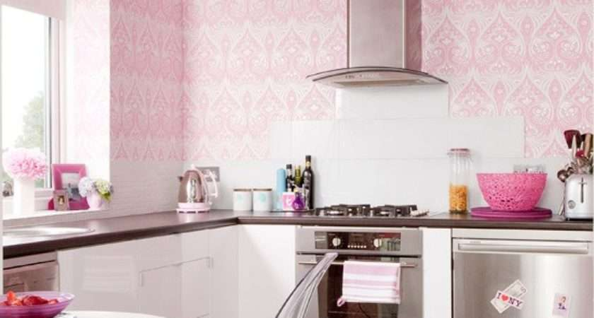 Create Feature Wall Your Kitchen Budget
