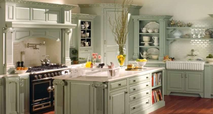 Create French Style Kitchen Country Designs