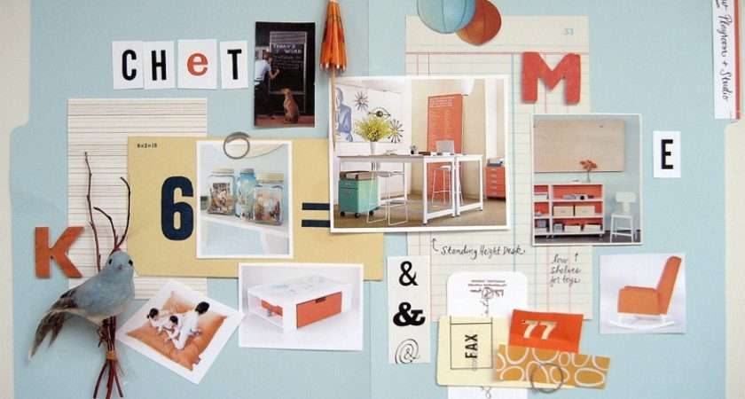 Create Your Own Authentic Mood Board Template