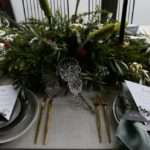 Create Your Own Table Setting Style Christmas Say