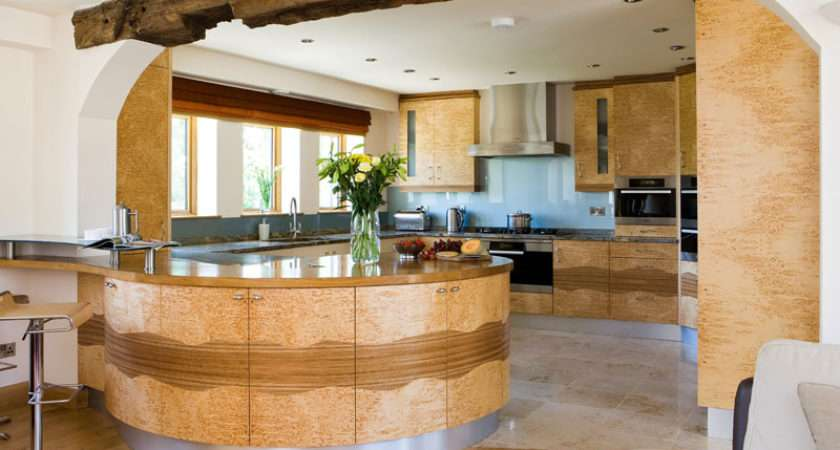 Creating Truly Customised Bespoke Kitchen Traditional