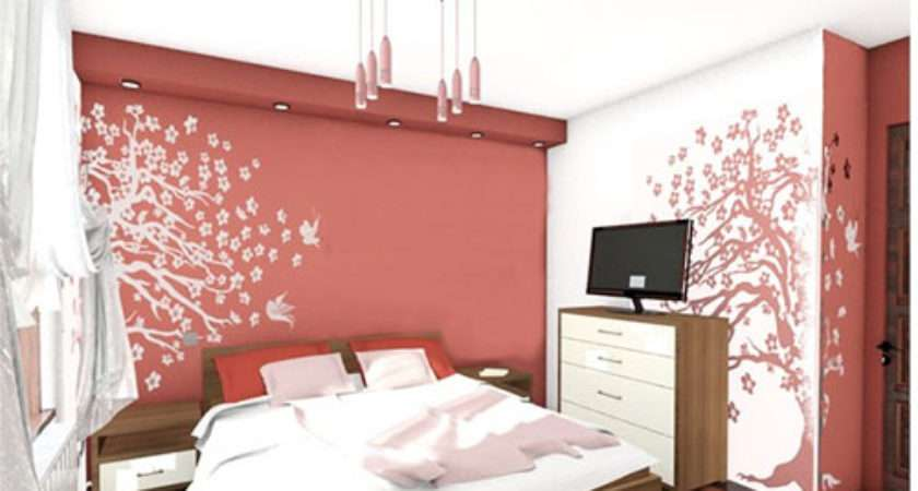 Creative Bedroom Painting Ideas Creativefan