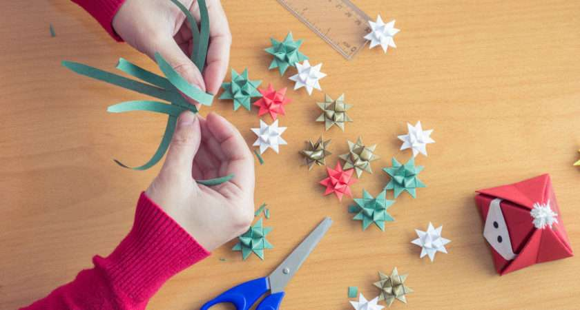Creative Christmas Crafts Make Home Homesfeed
