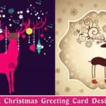 Creative Christmas Typography Designs Your Greeting Cards