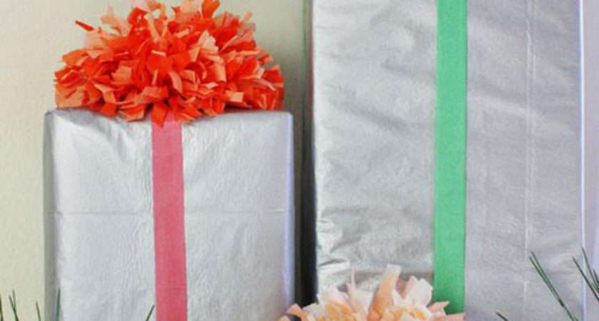 Creative Gift Wrapping Ideas Designer Mag