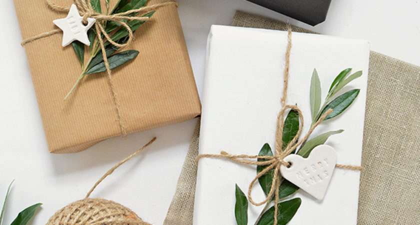 Creative Holiday Gift Wrap Ideas Inspired