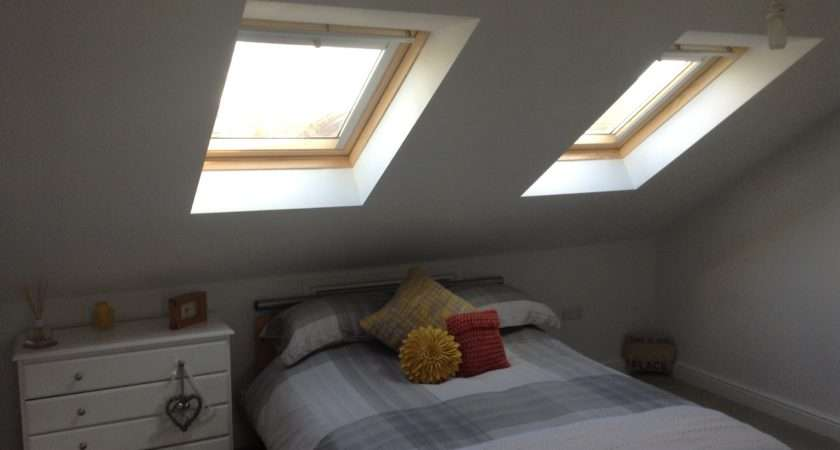 Creative Ideas Attic Conversion Masterbedroom