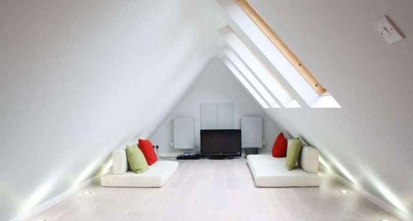 Creative Ideas Your Loft Conversion