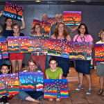 Creative Juice Art Bar Fun Painting Classes Tucson