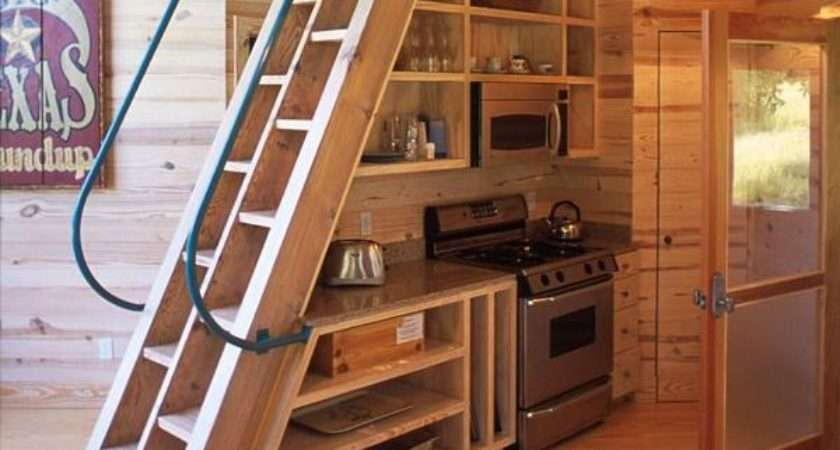 Creative Staircase Ideas Tiny House Rvs Tumbleweed