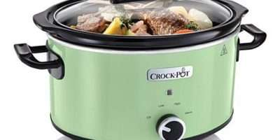 Crock Pot Litre Thyme Slow Cooker Marisota