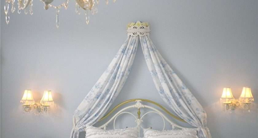 Crowned Bed Canopy Ideas