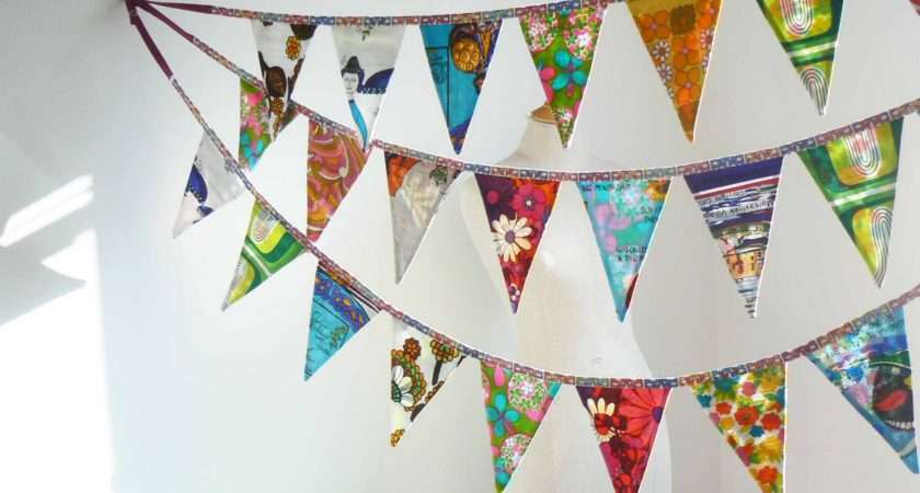 Curlypops Now Thats Bunting Lovely Again