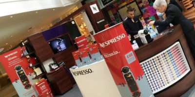 Currently Recruiting Nespresso Ambassadors Following