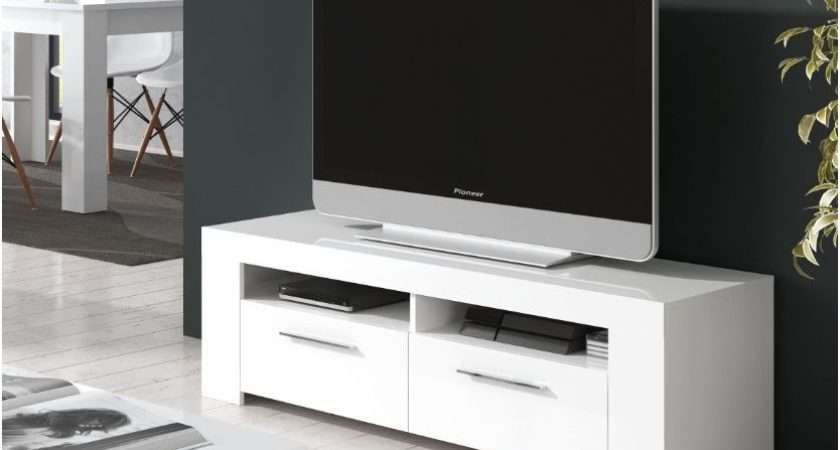 Curro White Gloss Cabinet Swagger Inc
