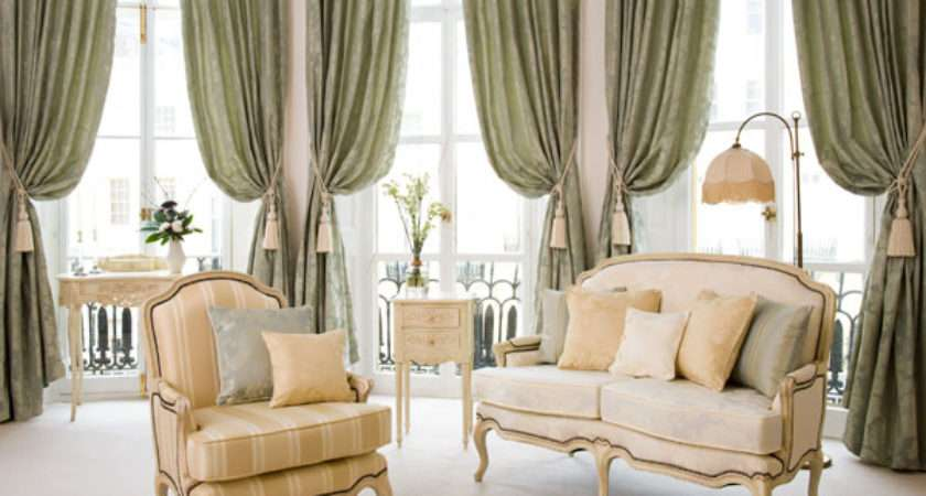 Curtain Ideas Large Windows Your Home Curtains