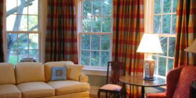 Curtain Ideas Large Windows Your Home
