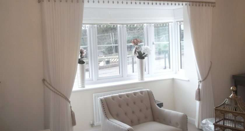 Curtains Pelmet Beaded Trim Window Treatments