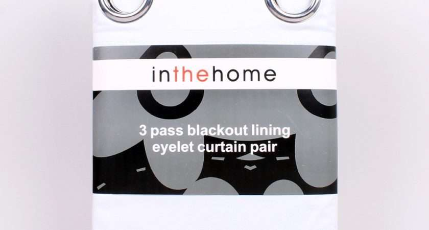 Curtains Poles Accessories Readymade Blackout Lining