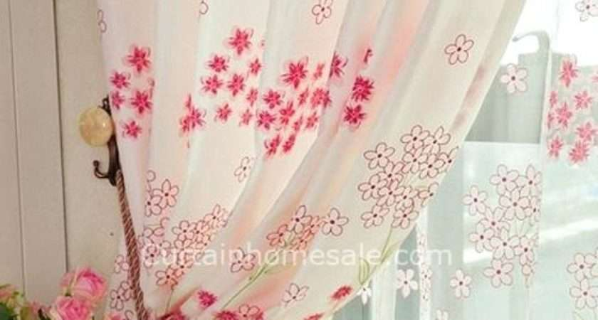 Curtains Teen Girls Teenage Bedrooms Decorating Living
