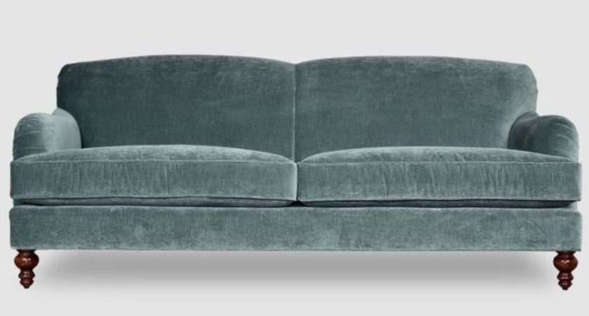 Curved Arm Sofa Style Styles Picking Perfect