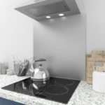 Curved Stainless Steel Splashback Myappliances