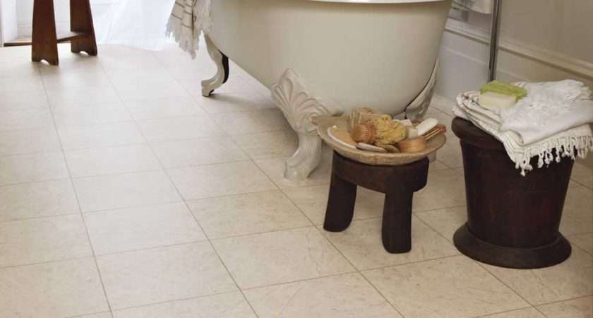 Cushion Floor Vinyl Bathrooms Wood Floors