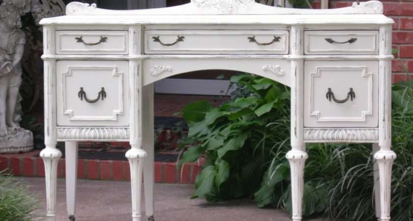Custom Desk Order Your Own Shabby Chic Antique Furniture