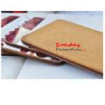 Custom Hardboard Cork Backed Placemats Wholesale